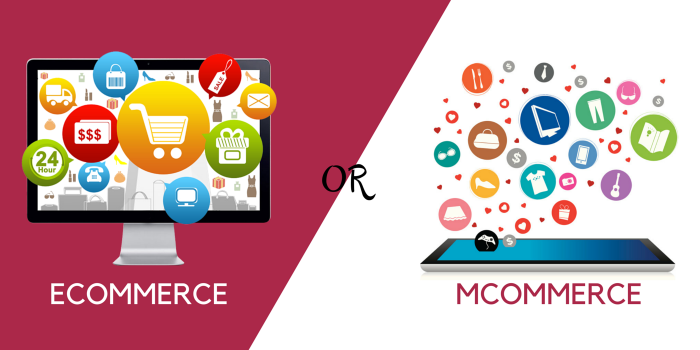 Shift to M-commerce
