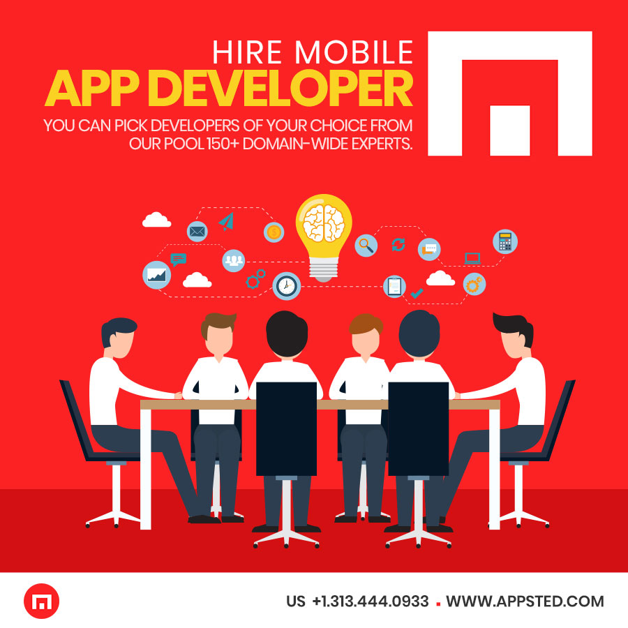 Mobile Application Development Company Appested Ltd.