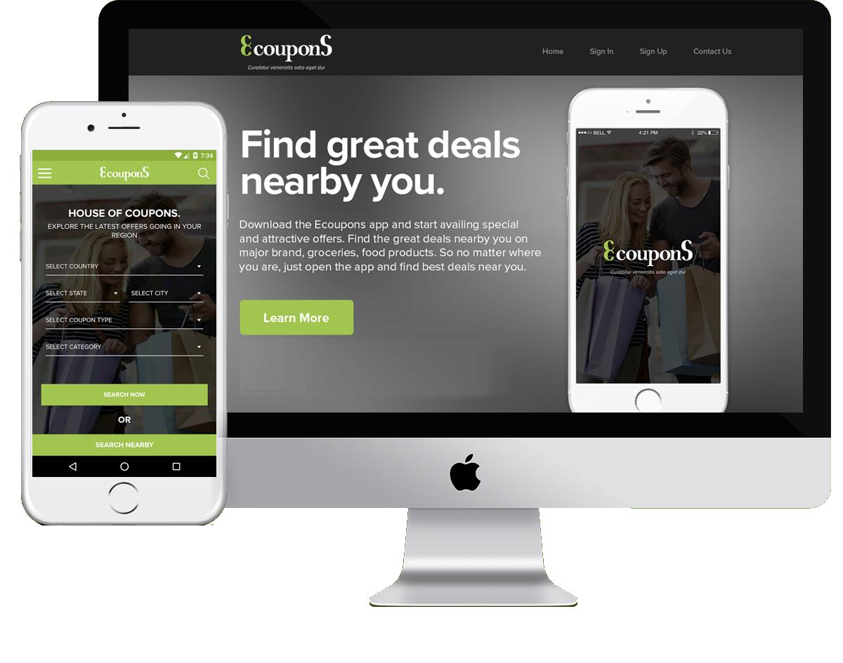 Ecoupons / Deals