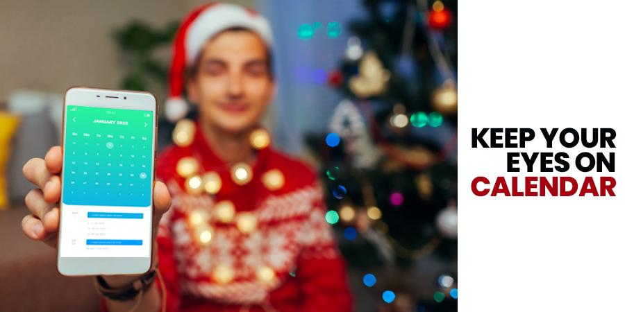 Christmas Mobile Development