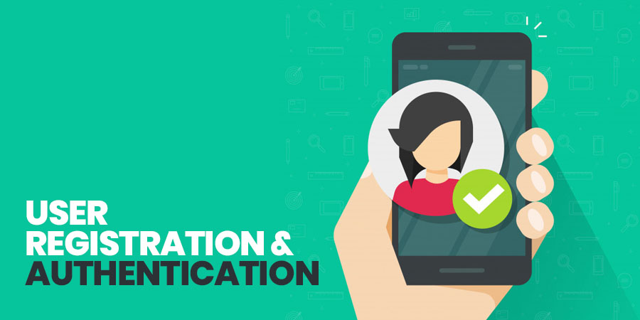 User Registration & Authentication