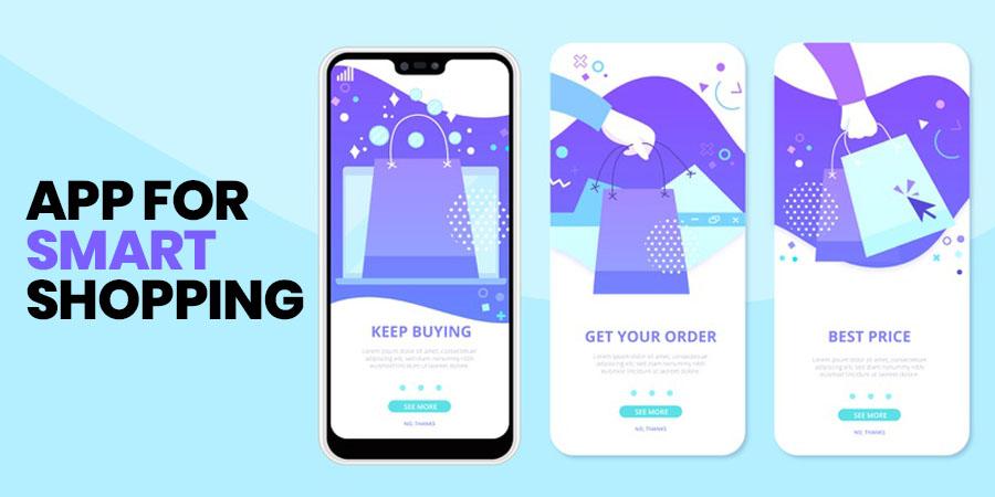 App For Smart Shopping