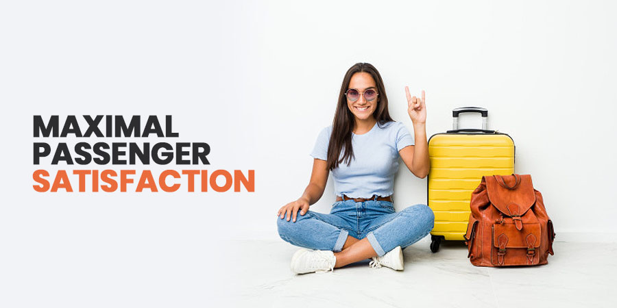 Maximal Passenger Satisfaction With Minimal Customer Complaints