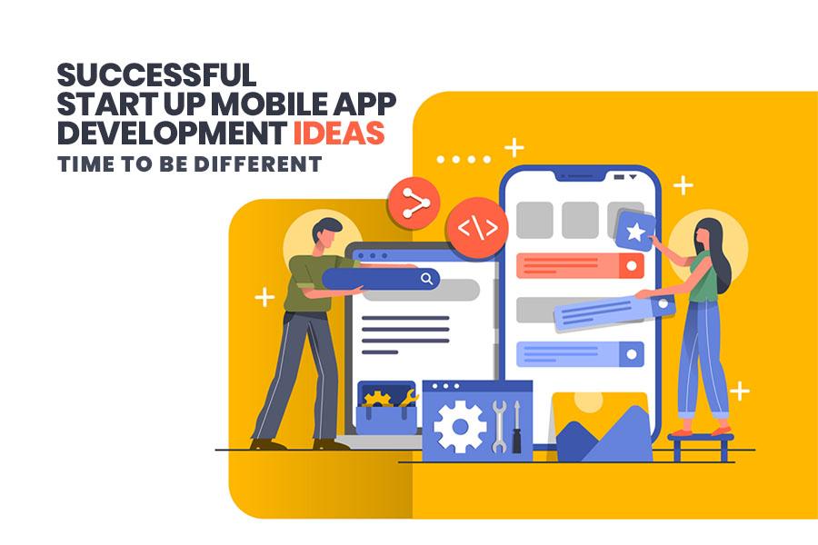 Start-Up Mobile App Development