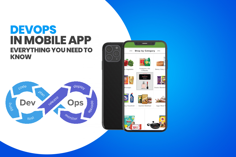 DevOps mobile app development