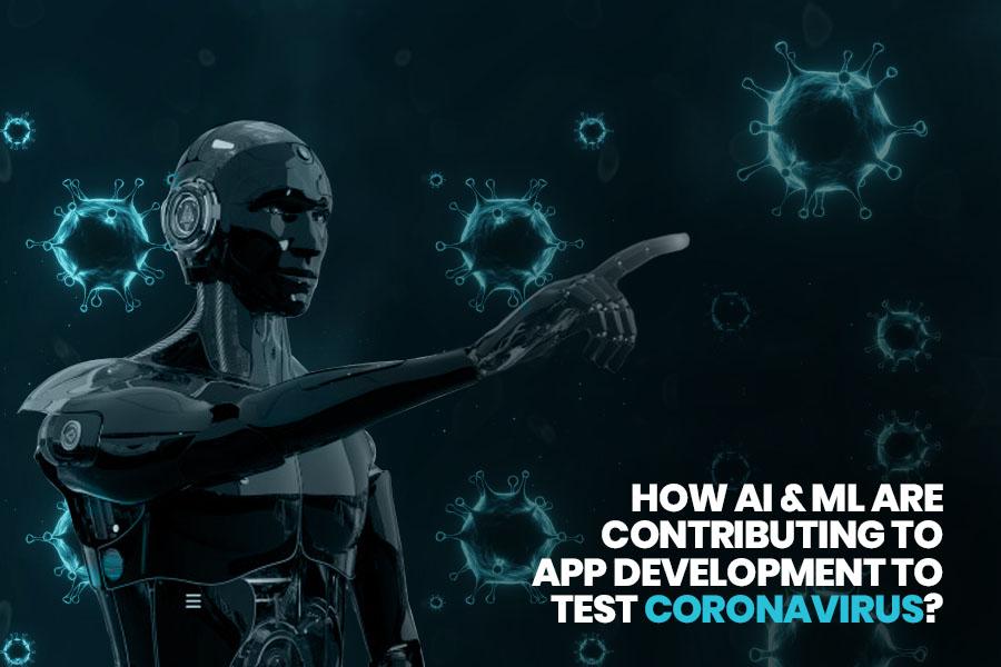 AI app development to test Coronavirus